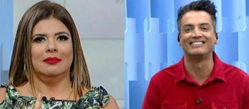 Leo Dias e Mara poderão ir apresentar programa na RedeTV