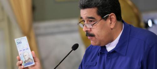 Nicolás Maduro anunciou aumento de combustível em 41 cidades da fronteira com a Colômbia.