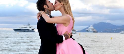 Oggi sposi: Chiara Ferragni e Fedez