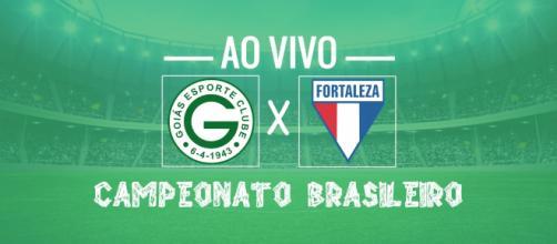Série B: Goiás x Fortaleza ao vivo
