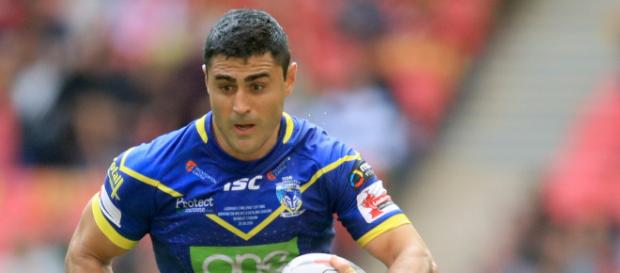 Bryson Goodwin scored five tries as Warrington thrashed Hull FC 80-10 on Thursday night. Image Source - eveningexpress.co.uk