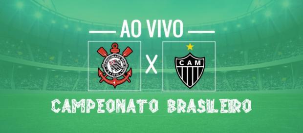 Campeonato Brasileiro: Corinthians x Atlético-MG