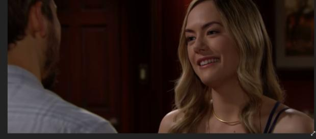 Hope's future is in jeopardy on 'The Bold and the Beautiful.' [Image Source: ABB News - YouTube]