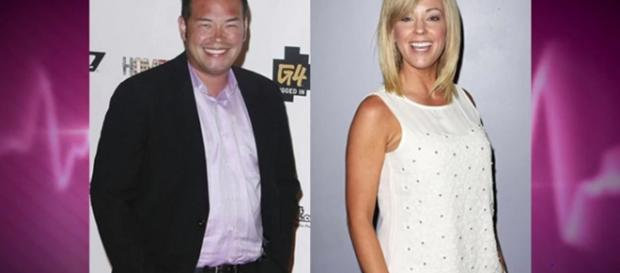 Jon and Kate Gosselin's custody battle heats up as daughter's Instagram is closed. [Image Source: The Hollywood Gossip - YouTube]
