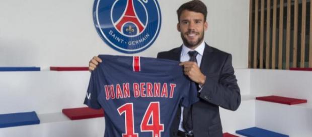 Juan Bernat est l'une des recrues du Paris Saint-Germain en cette fin de mercato estival.