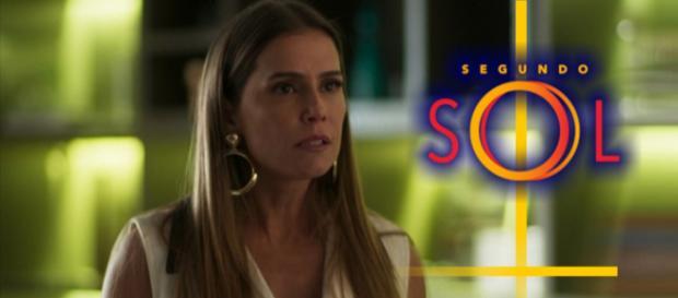 Karola surpreende com decisão na novela Segundo Sol