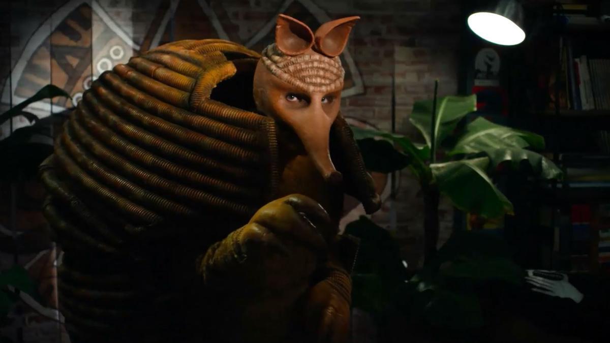 Risultati immagini per la profezia dell'armadillo film