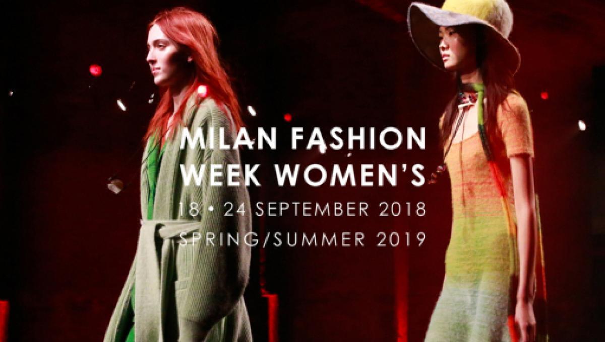 Calendario Sfilate Milano.Settimana Della Moda Milano 2018 Torna La Fashion Week