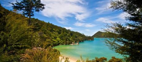 Meghan Markle and Prince Harry to visit New Zealand's Abel Tasman National Park - Image - Christian Michel   Flickr