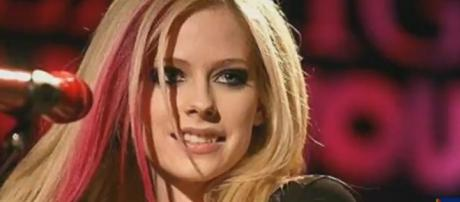 Singer Avril Lavigne's comeback is marked with the release of her new single. [Image Source: Guppy - YouTube]