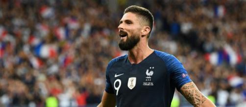 Giroud fa festeggiare ancora la Francia: 2-1 all'Olanda a Saint-Denis.