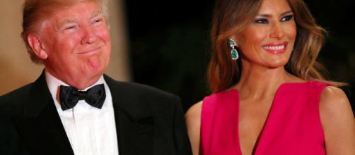 La primera dama de EEUU se pronunció sobre el escrito del funcionario anónimo