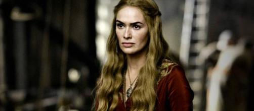 La Reina Sercei de Juego de Tronos