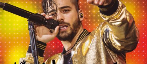 Maluma Fame Tour Madrid,España 2018