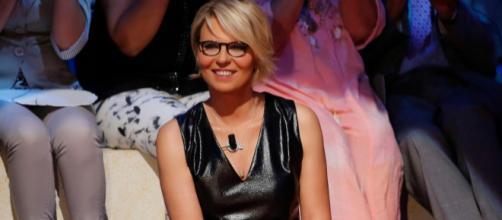 Maria De Filippi più giovane in tv