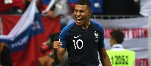 Mbappé : «Je suis encore au début du chemin» - Russie 2018 - Coupe ... - lefigaro.fr