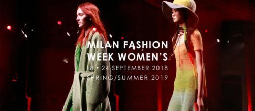 Milano Moda Donna dal 18 al 24 settembre 2018