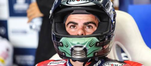 Moto2, Fenati: 'Ho sbagliato, ma giudicatemi in prospettiva'