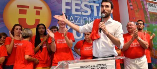 Pd, Maurizio Martina chiude la Festa dell'Unità