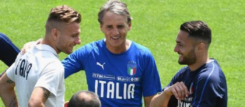 Portogallo-Italia, Mancini dovrebbe lanciare dal 1' Ciro Immobile