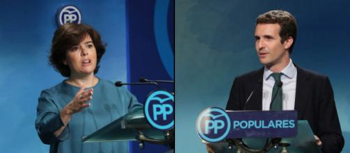 Soraya Sáenz de Santamaría no descarta ofrecer a Pablo Casado la ... - rtve.es