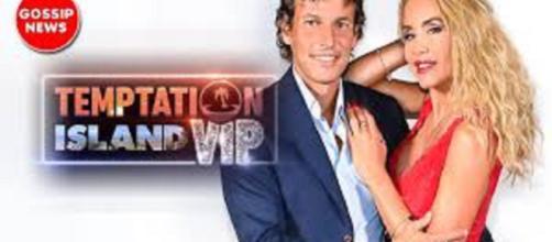 Temptation Island Vip: Valeria Marini e Patrick già in crisi per colpa del single Ivan