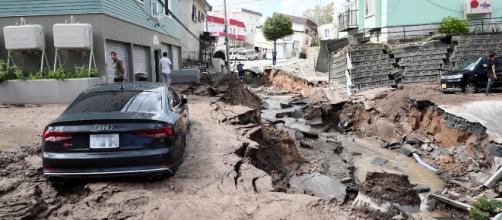 Terremoto en japón deja 44 muertos