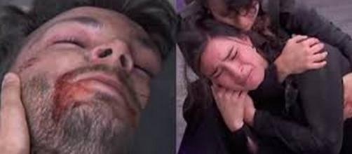 Una Vita: Pablo muore, Leonor distrutta dal dolore