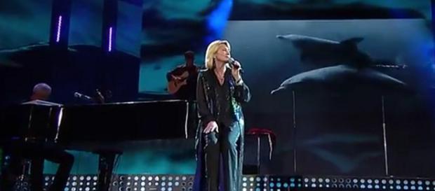 Australian-born superstar Olivia Newton-John diagnosed with cancer a third time. - [festivaldevinachile / YouTube screencap]
