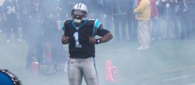 Cam Newton continues to be disappointed by those around him. [Image Source: Pantherfan11 - Wikimedia Commons]
