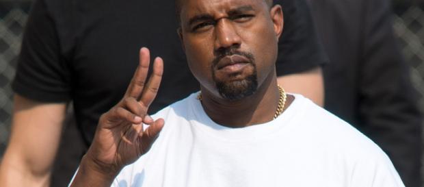En los premios Pornhub de 2018 Kanye West fue la estrella de la noche