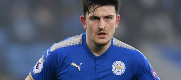 Harry Maguire continuará defendiendo la camiseta del Leicester City