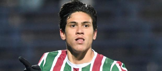 Real Madrid conversa com Fluminense sobre Pedro