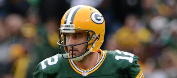 Rodgers' return from injury highlighted the first full Sunday of 2018 NFL Season action. [Image Source: Mike Morbeck - Flckr]