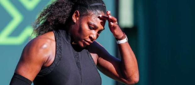 Serena dice adiós en su retorno a Miami en un buen día para Jarry ... - becrowd.com