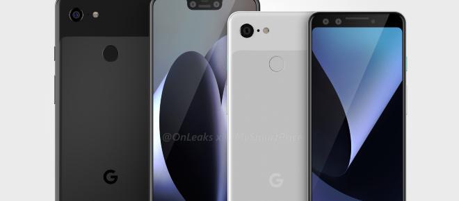 Se filtran detalles del Google Pixel 3