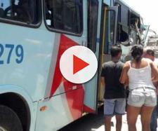 Acidente em Fortaleza: mãe tem pressentimento e salva filho