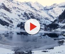 File:Lago di Malciaussia ghiacciato con neve.JPG - Wikipedia - wikipedia.org