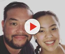 Jon Gosselin and daughter Hannah enjoy another outing. [Image Source: Audio Mass Media Reviews - YouTube]