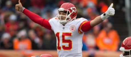 Patrick Mahomes and the Chiefs looked great in Week 1. [Image via NFL.com/YouTube]