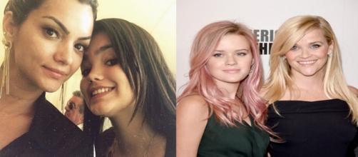 As filhas de celebridade que são a cara de suas mães. (Foto: Reprodução)
