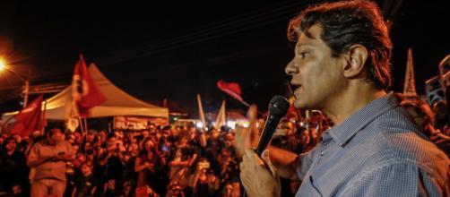 Fernando Haddad concorrerá às Eleições pelo PT.