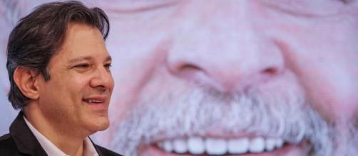 Fernando Haddad será o candidato do PT. (Imagem: Reprodução)