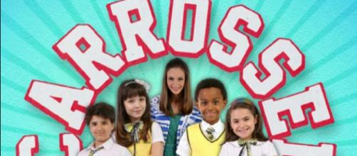 Globo erra ao passar chamada de Carrossel
