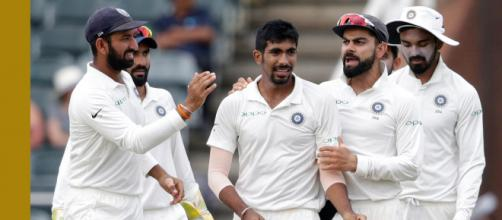 India vs England 5th Test Live: (Image Credit: BCCI/Twitter)