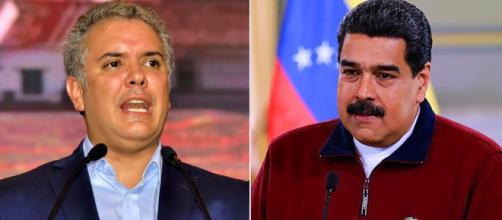 """Iván Duque calificó a Venezuela como una """"dictadura deleznable"""""""