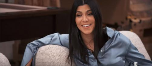 Kourtney Kardashian [Imagem via YouTube]