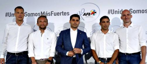 La AFE y la Liga evitan huelga de futbolistas