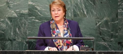 L'Alto commissario Onu Michelle Bachelet accusa l'Italia di razzismo