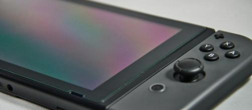 Nintendo Switch video game console. [Image Source: Sinchen.Lin - Pexels]